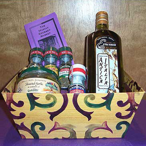 Chef's Delight Gift Basket
